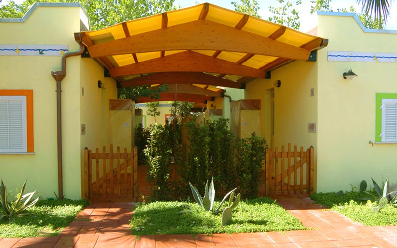 Bungalow 3p 1 - Camping Village Don Diego - Grottammare