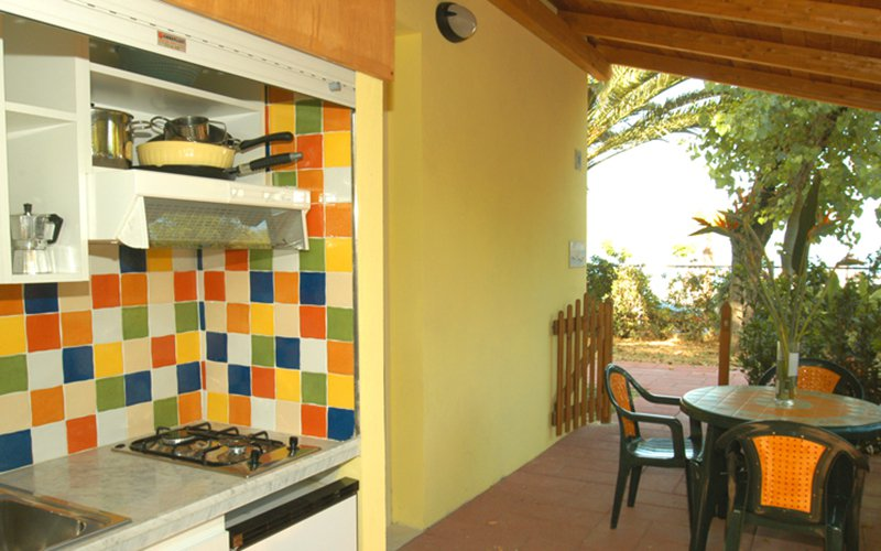 Bungalow 3p 3 - Camping Village Don Diego - Grottammare