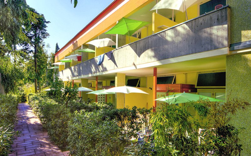Residence 2p 1 - Camping Village Don Diego - Grottammare